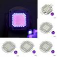 10W 20W 30W 50W 100W UV cob 405nm/3000mA/DC 30 V-34 V LED CHIP Ultravioletta