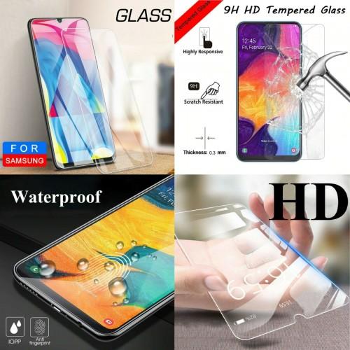 2 PZ pellicola vetro temperato HD rigido per Samsung A10 A20e A40 A50 A70 A80