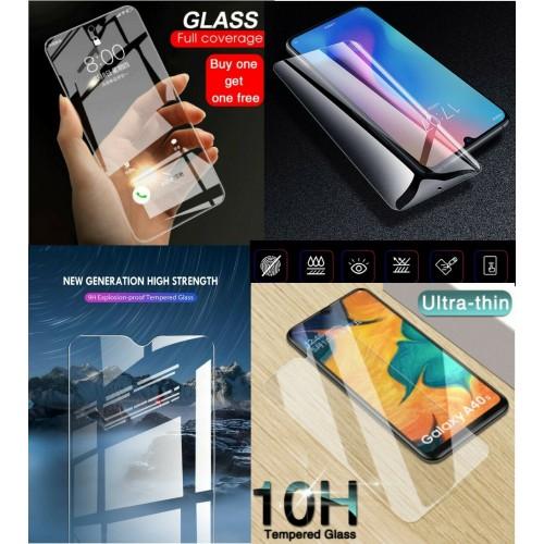 2 PZ pellicola vetro temperato HD triplo strato per Samsung J2 J3 J4+ j5 J6+ J7