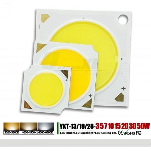 2PZ - lampadine led 5W 7W 12W 20W 30W 50W lampada Chip integrato per riflettore