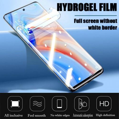 2pz Pellicola morbida in hydrogel lati curvi per Oppo Find X X2 X3 Pro Lite Neo