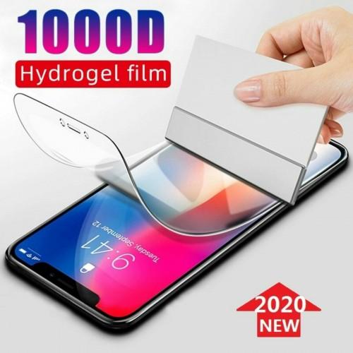 3Pz Pellicola morbida hydrogel copertura 100% per Apple iphone 12 mini pro max