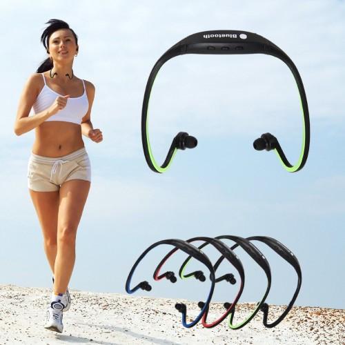 Auricolare 4.0 mini stereo Bluetooth Wireless universale Vivavoce sport Cuffie