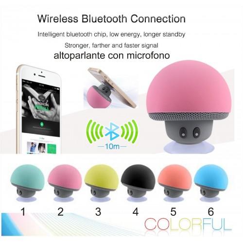 CASSA PORTATILE ALTOPARLANTE con microfonO BLUETOOTH SMARTPHONE SPEAKER TABLET