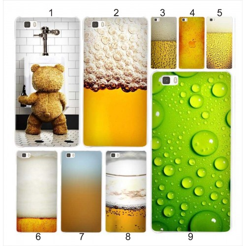 COVER CUSTODIA CASE birra summer bibita drink coque per HUAWEI Mate S 7 8 9 10