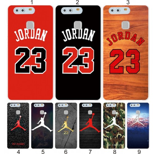 COVER CUSTODIA CASE jordan boal per HUAWEI P7 P8 P9 P10 lite Plus Mate Honor G7