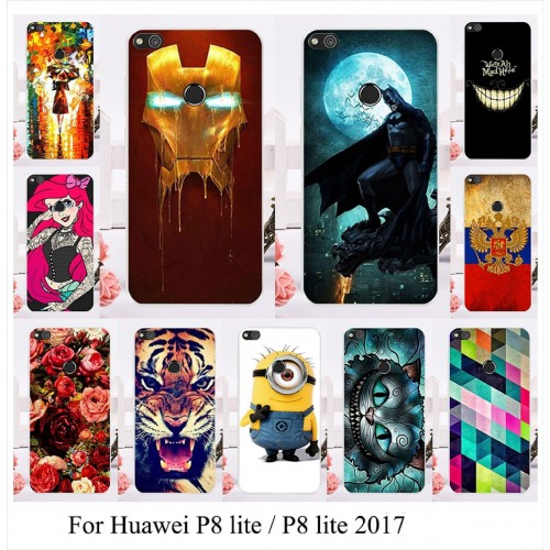 custodia cover per huawei p8 lite 2017