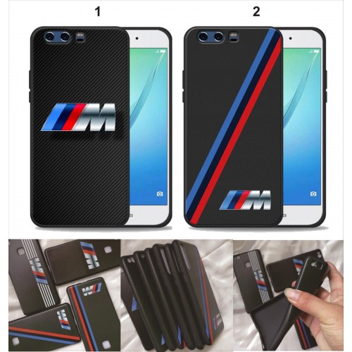 COVER CUSTODIA CASE racing M BMW auto per HUAWEI  P8 P9 P10 P20 lite Plus G9 G10