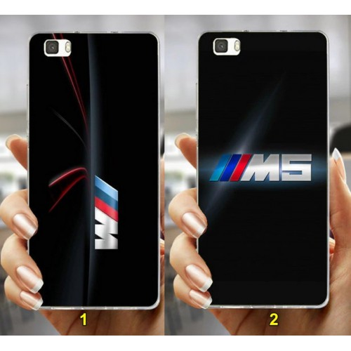 COVER CUSTODIA CASE racing M BMW auto per HUAWEI  P8 P9 P10 P20 lite Plus mate