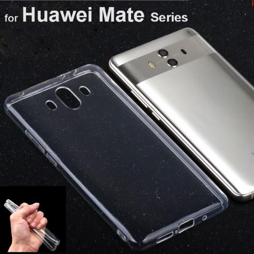 COVER CUSTODIA CASE silicone parabordi per HUAWEI Mate RS 7 8 9 10 20 lite Pro