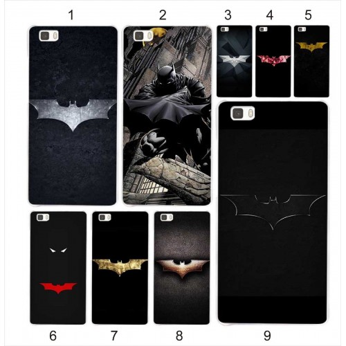 COVER CUSTODIA CASE super eroe batman cartoon coque per HUAWEI Mate S 7 8 9 10