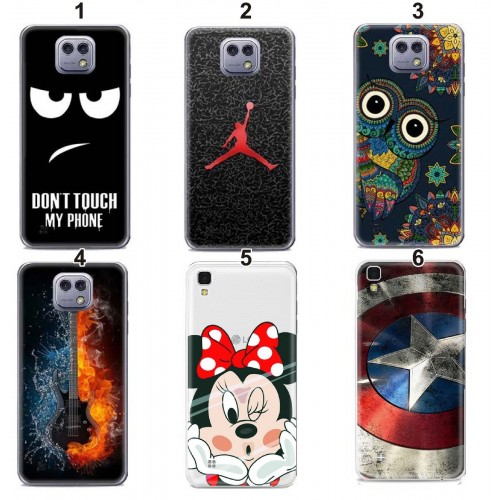 COVER CUSTODIA TPU minnie per LG K7 K8 K10 X cam power Style screen Q6 Q8 nexus