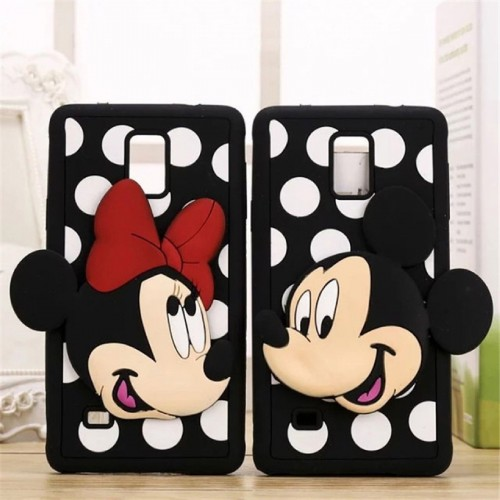 COVER Custodia CASE minnie mickey 3D per SAMSUNG GALAXY grand neo S5 S6 S7 Edge