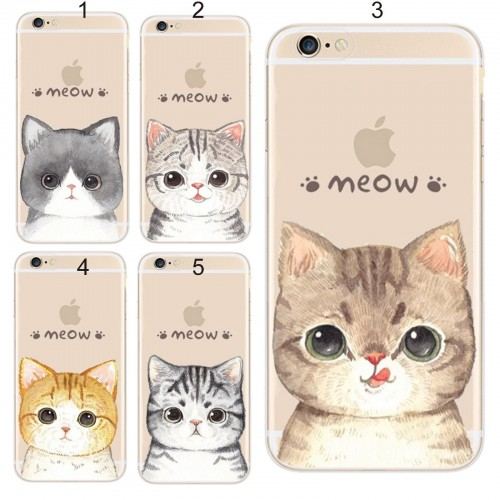 custodia gatto iphone 6