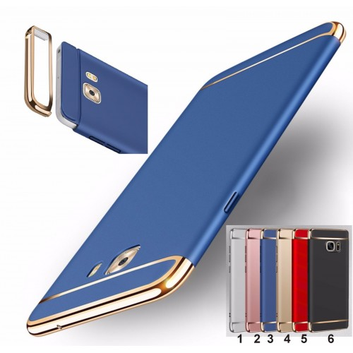 COVER Custodia Case Hard antiscivolo protezione per samsung C5 C7 C8 C9 C10 Pro.