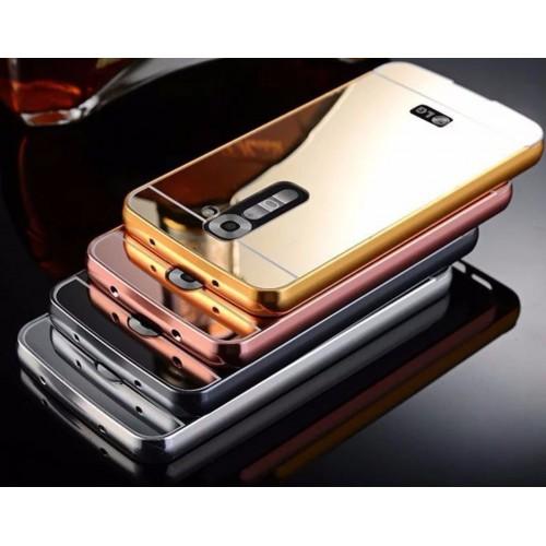 COVER Custodia Case alluminio per LG G2 G3 G4 G5 K4 K5 K7 K8 10 V10 740 770 D690