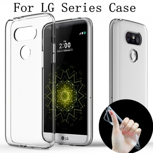 COVER Custodia Case silicone per LG G2 G3 G4 G5 V10 V20 K3 K4 K5 K7 K8 K10 2017