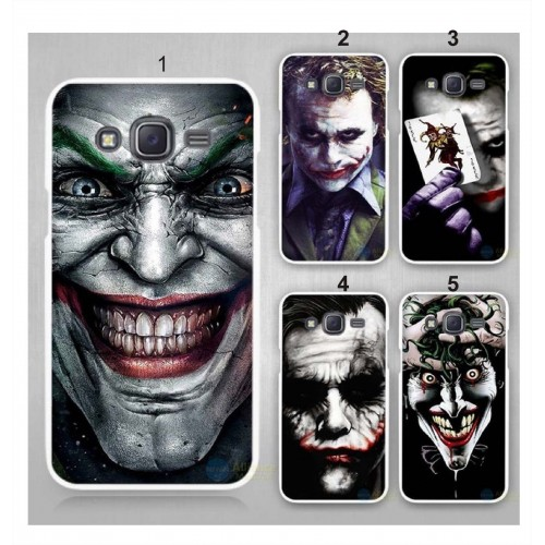 COVER Custodia joker batman cartoni 3d Samsung Galaxy J1 J2 J3 J5 J7 C5 C7 E5 E7