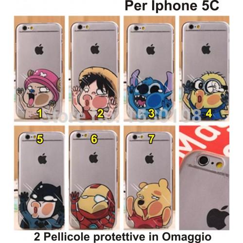 custodia iphone 6 super eroi
