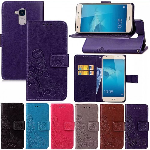 CUSTODIA COVER FLIP CASE in pelle con slot card PER SAMSUNG GALAXY S3 / S3 mini