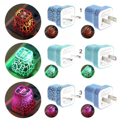 Caricabatterie Spina USB universale 5V/1A Per Samsung iphone HTC Nokia Asus LG