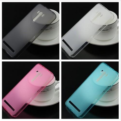 Cover custodia Case 0.5mm Silicone antiscivolo per Asus Zenfone selfie Zd551kl