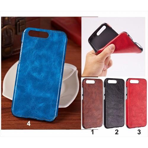 Cover custodia Case TPU + cuoio elegante Fashion per Asus Zenfone 4 Pro ZS551KL