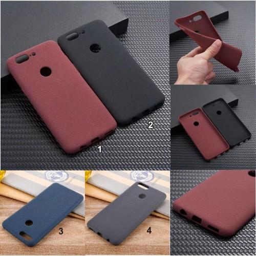 Cover custodia Case anti-skid silicone paraurti antiurto per OnePlus 6 5T 5 3T 3