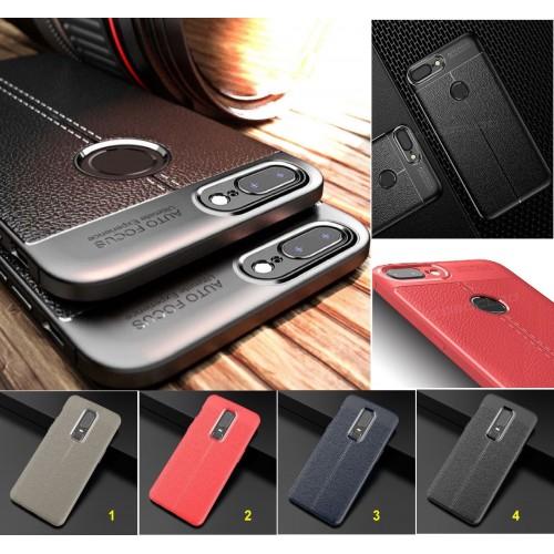 Cover custodia Case gomma antiurto preformata para spigoli per OnePlus 6 5 5T