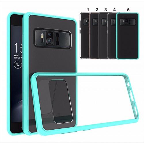 Cover custodia Case hard plastic bordo colorato per Asus Zenfone AR ZS571KL