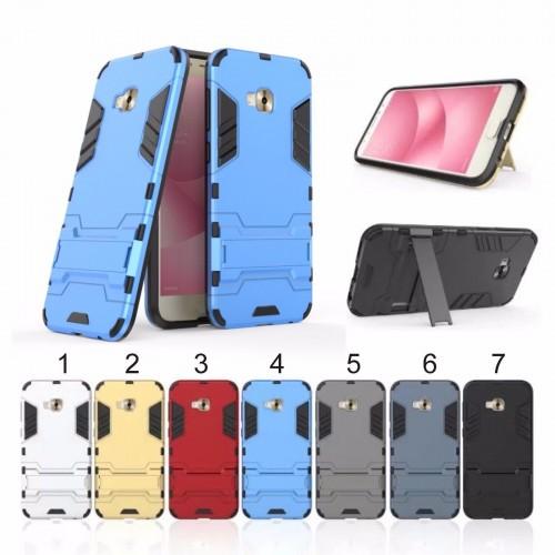 Cover custodia Case hybrid con cavalletto per Asus Zenfone 4 selfie PRO ZD552KL