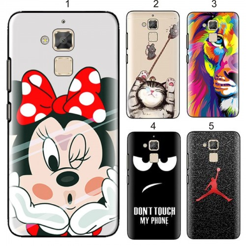 Cover custodia Case in silicone minnie jordan cat per Asus Zenfone 3 Max ZC520TL