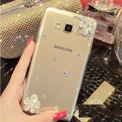 Cover custodia Case plastic diamanti bling per HTC One M4 M7 M8 mini M9 Plus M10