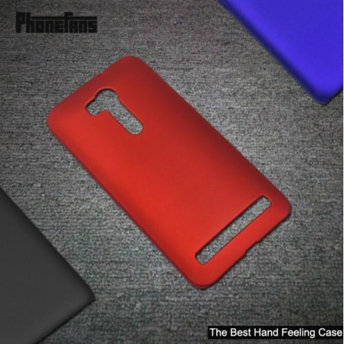 Cover custodia Case plastica glassata elegante per Asus Zenfone GO ZB551KL