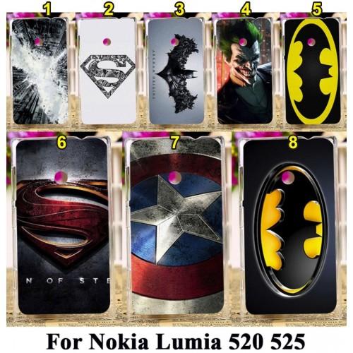 cover custodia case plastica superman batman cartoon 3d