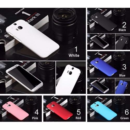 Cover custodia Case protezione in plastica per modelli HTC One M7 M8 M9 Plus