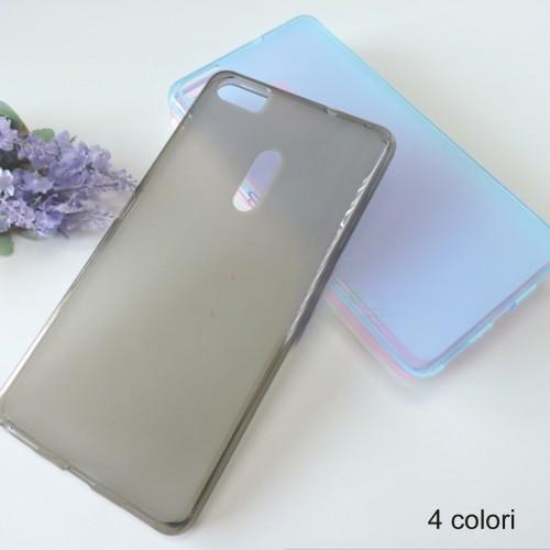 Cover custodia Case silicon morbido antiscivolo per Asus Zenfone 3 ultra ZU680kl