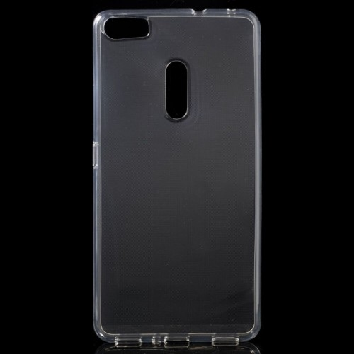 Cover custodia Case silicon morbido antiscivolo per Asus Zenfone 3 ultra ZU680kl