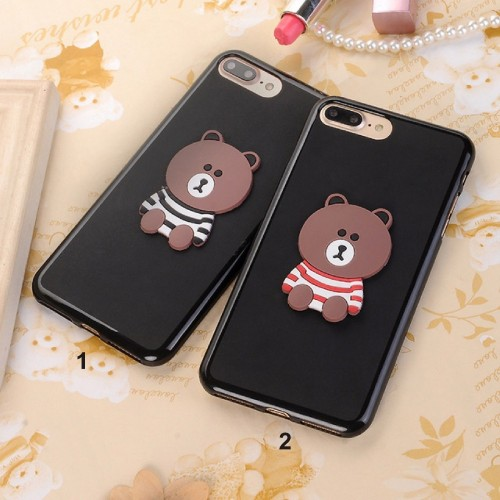 Cover custodia Case silicone 3D orsetto teddy fashion per OnePlus 6 5 3 T 2 1