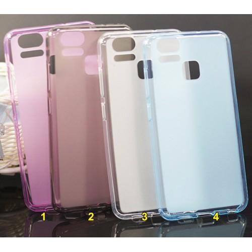 Cover custodia Case silicone antiscivolo 0.4mm per Asus Zenfone 3 S Zoom ZE553KL