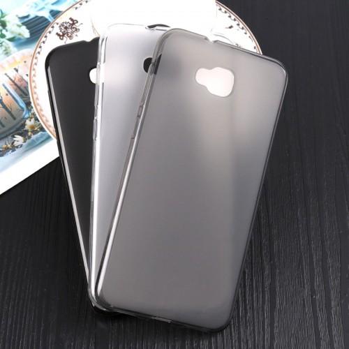 Cover custodia Case silicone antiscivolo TPU per Asus Zenfone 4 selfie ZD553KL