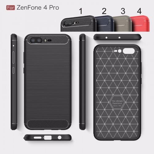 Cover custodia Case silicone antiscivolo para webcam Asus Zenfone 4 Pro ZS551KL