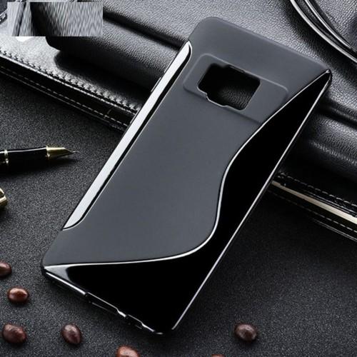 Cover custodia Case silicone con parabordi webcam per Asus Zenfone AR ZS571KL