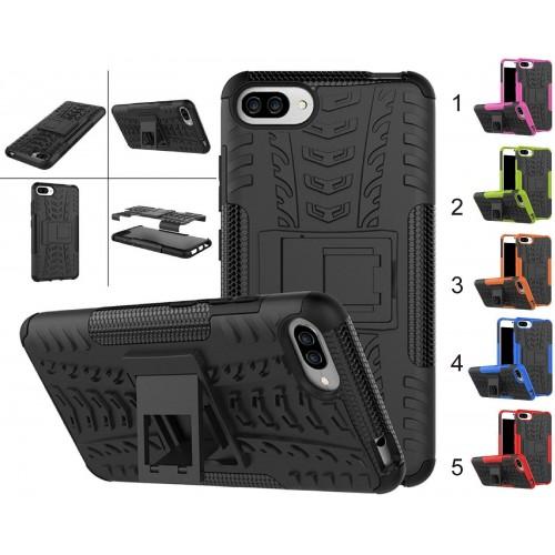 Cover custodia Case silicone hybrid con supporto per Asus Zenfone 4 Max ZC554KL