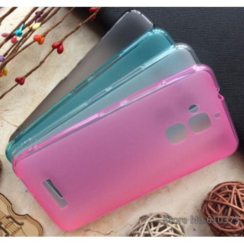 Cover custodia Case silicone morbido antiscivolo per Asus Zenfone 3 Max ZC520TL