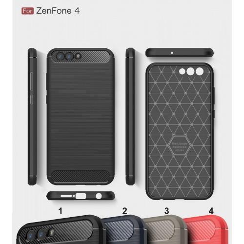 Cover custodia Case silicone protezione Asus Zenfone 3 4 pro Max 2017 live zoom