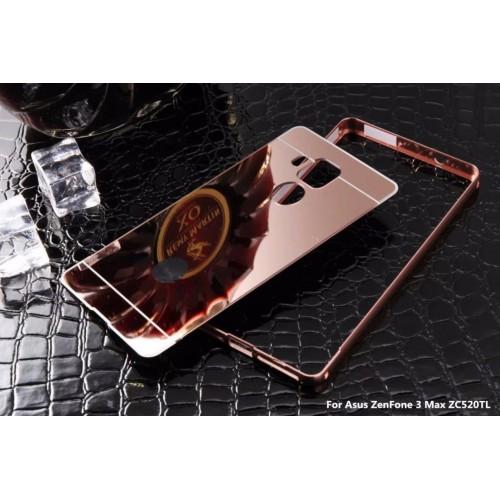 Cover custodia Case telaio alluminio per modelli Asus Zenfone GO 3 Max C