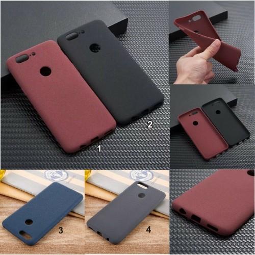 Cover custodia anti-skid silicone paraurti antiurto per OnePlus 7 6 5T 5 3T 3