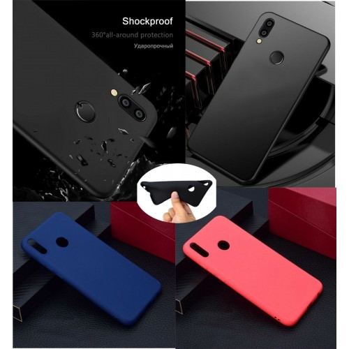 Cover custodia case in silicone per Huawei P8 P9 P10 P20 lite Pro Plus mini 2017
