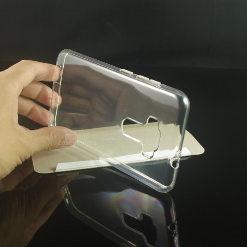 Cover custodia case silicone per Asus Zenfone 3 ZE552KL ZC551KL ZC520TL ZE520KL
